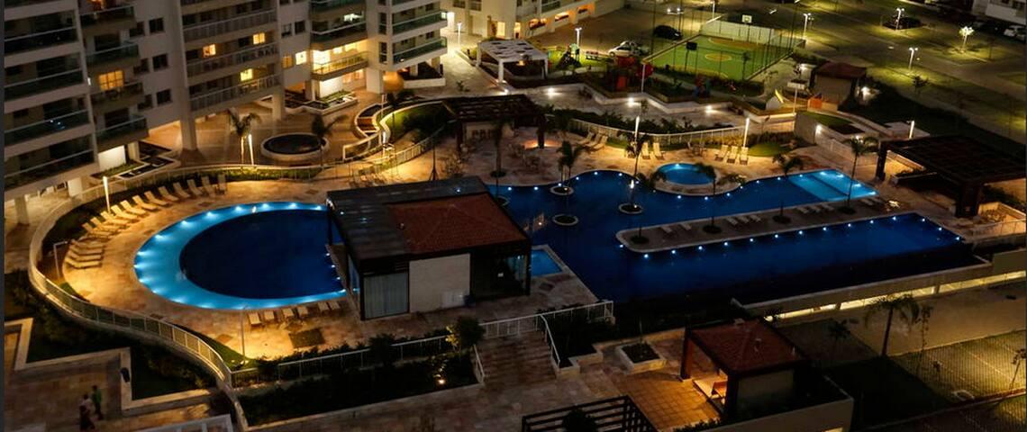 Beach and Resort in Rio de Janeiro!!