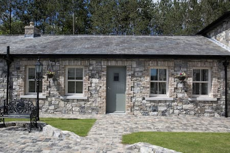 No 2, Mod Cottage 3 Bed 2 bath sleep 6 by the Lake - Dublin - Cabin