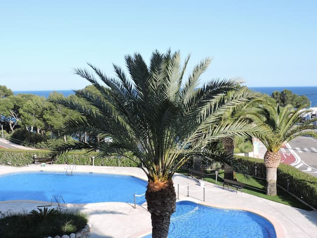 TOTALLY RENOVATED APARTMENT 50 METERS FROM THE SEA