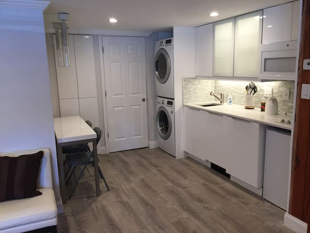 Your Very Own Private, Clean Apt. w/ washer &dryer