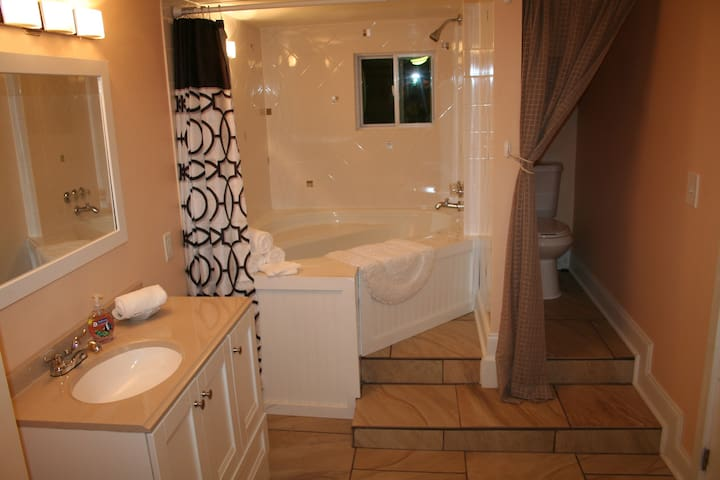 Silverhill Alabama Clothing Optional Guest Suite 1