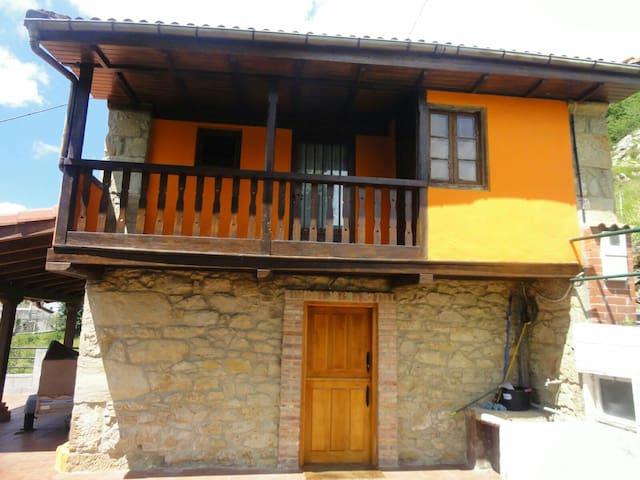 Casa campestre en la montaña....... - Langreo - House