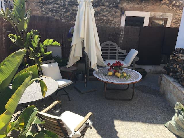 Hübsches, gemütliches Dorfhaus - Tramuntana - Es Capdellà - Casa