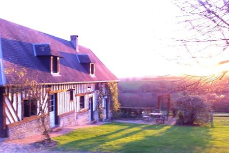 La Maison d'Amis,( Domaine La Ferme Saint Michel ) - Maison