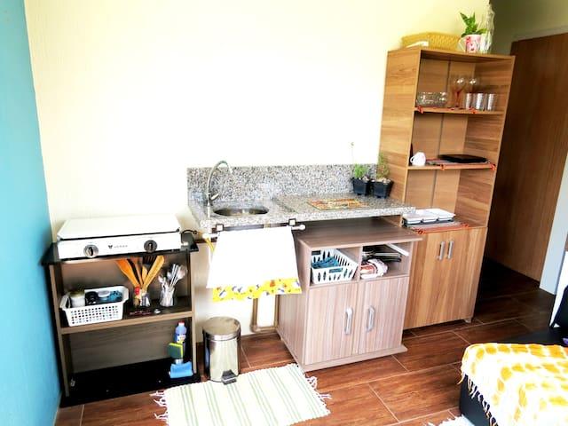 Um quarto com Hidromassagem - Garopaba - Lägenhet