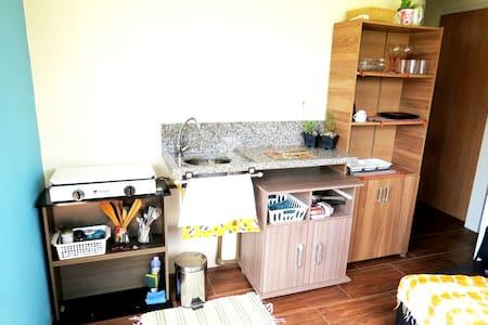 Um quarto com Hidromassagem - Garopaba - Apartament