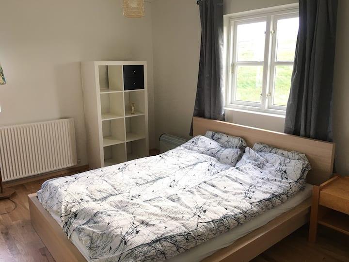 2-person room in farmhouse