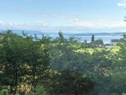Inderøy, room with a view