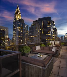 Wyndham Midtown 45 - Great 1 BR Presidential Suite - Нью-Йорк - Тайм-шер
