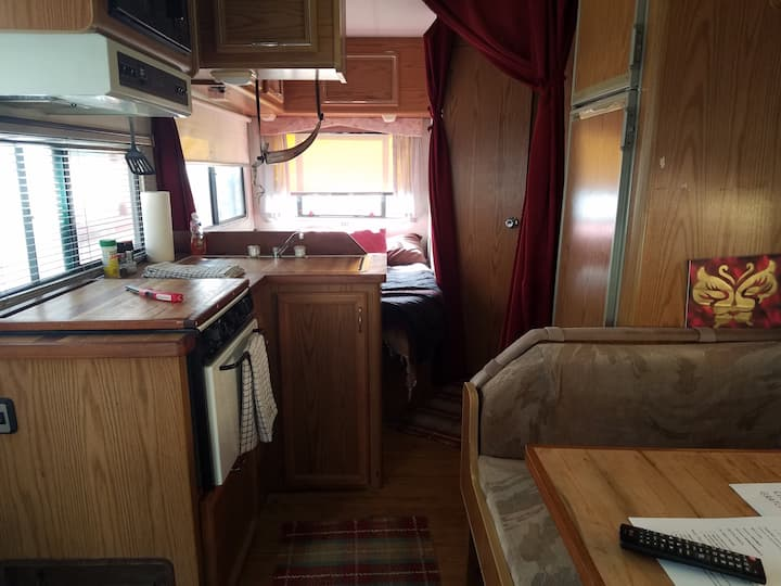RV, 3 Blocks from Beach