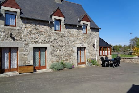 House with character close to Dinan - Huis