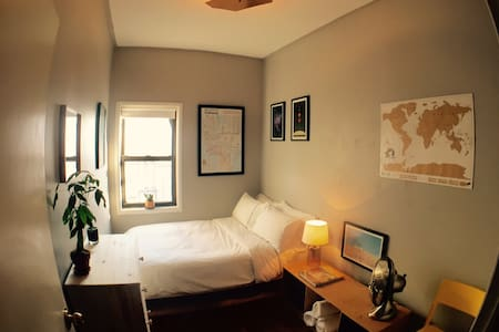Great Room hosted by Eric & Jonjon - Brooklyn