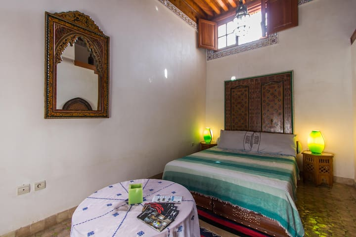 Riad Sunrise GREEN ROOM - Fes