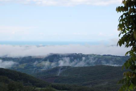 Vacanza in mezzo alla natura !!! - Montecatini Val di Cecina