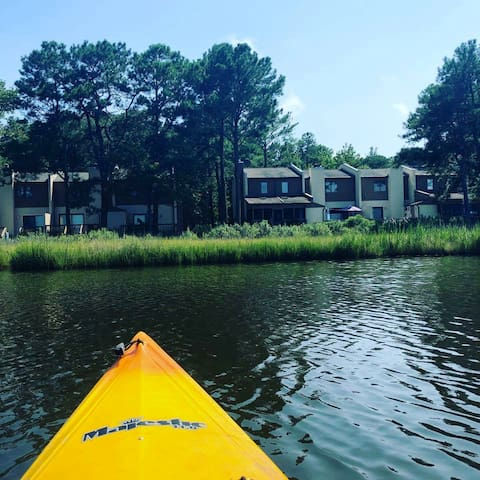 Bethany Beach Villa-   Water View - Close to Beach