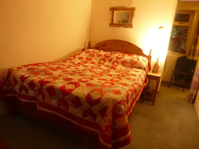 Double room near Pennine Way and cycle routes - Gargrave, Skipton