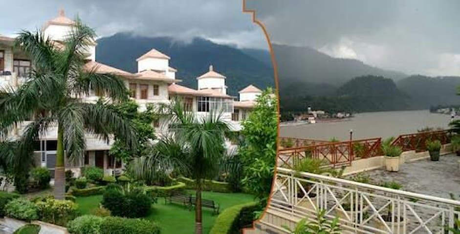 Ganga Vatika Exotica - Rishikesh - Bed & Breakfast