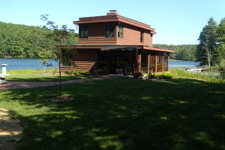 Historic, Private Lake Home - Sturbridge - House