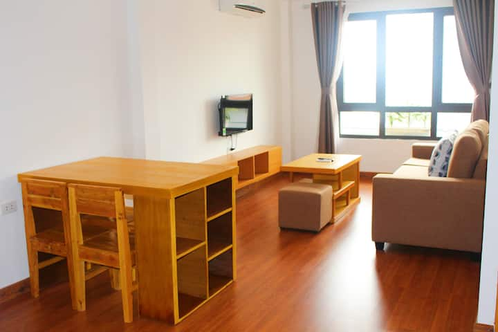 Rooftop Apartment Hanoi -Free Laundry @CitiHome