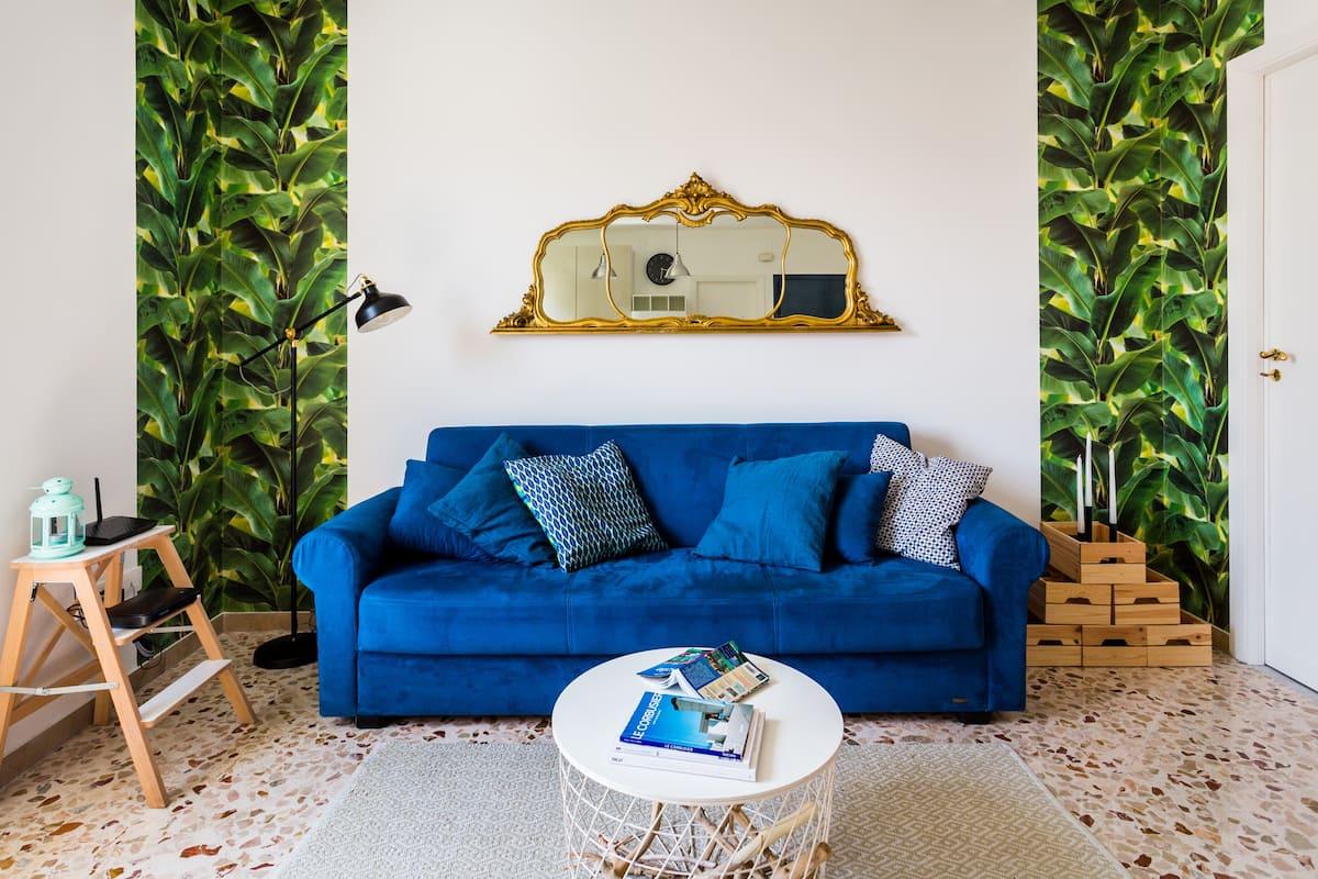 Appartamento Maison Brigitte con Vista mare