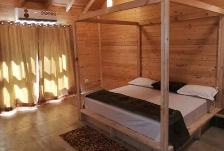 Cedar Pine Room #2 by ICAMP@ RIVERSIDE WAI