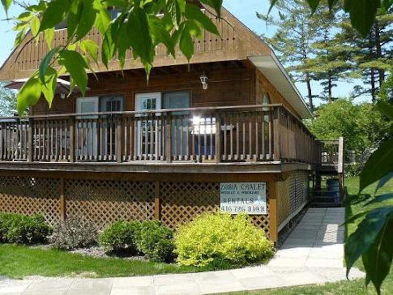 rentals cottage canada and for wasaga rent ontario in summer chalets winter beach cottages rooms barrie chalet zosia