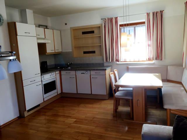 Wohnung in Fieberbrunn Zentrum - Fieberbrunn - Apartamento