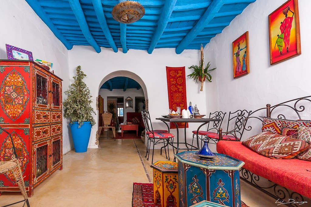 Casa rural con encanto en plena sierra norte casas en for Alquiler casa sierra madrid