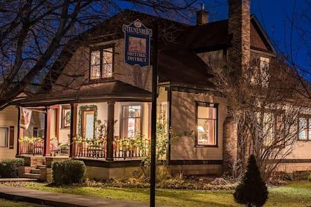 The Platt House - Caldwell