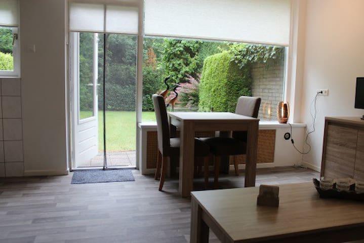 Vakantiehuisje op bospark - Veluwe - Otterlo - อพาร์ทเมนท์
