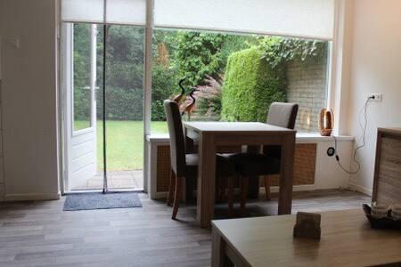 Vakantiehuisje op bospark - Veluwe - Otterlo - Apartmen