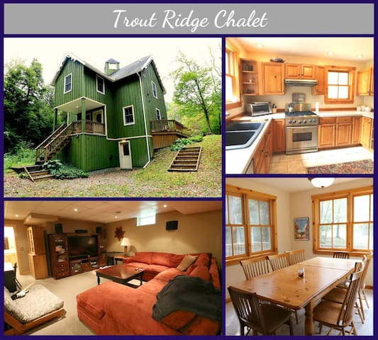 Trout Ridge Chalet