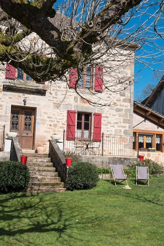 Maisons d'hôtes de Gondou - Ecuries de St Maurice - Lacapelle-Marival - Bed & Breakfast