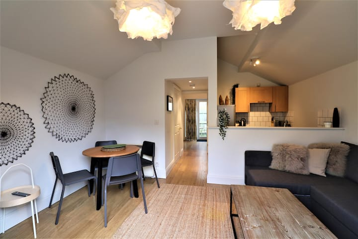 Attractive 1 Bed Garden Studio in Central Camb.