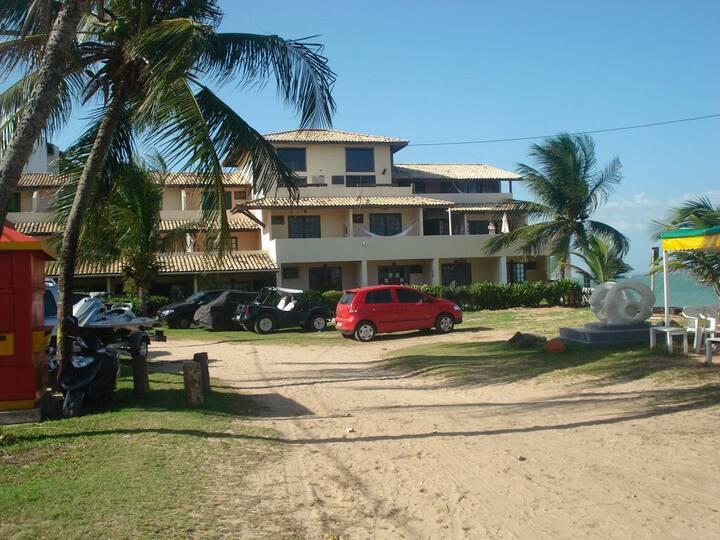 Apartamento Duplex Beira Mar em Mar Grande - BA