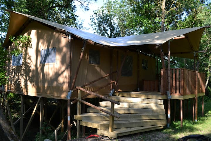 TENTE LUXURY LODGE 5PERS