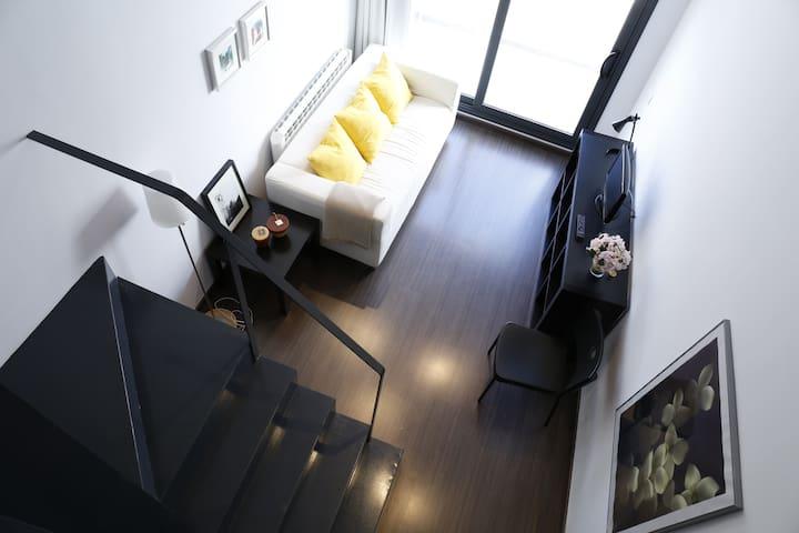 Apartamento en el centro de Cervera - Cervera - Appartement