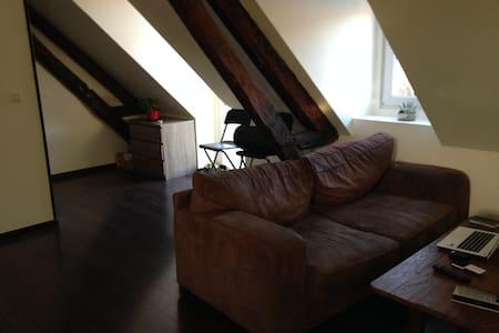 Chez FAB - Bucy-le-Long - Daire