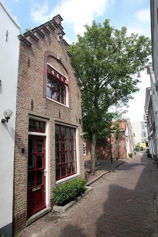 Huis midden in centrum van Gouda - Gouda - Casa