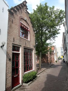 Huis midden in centrum van Gouda - Gouda - บ้าน