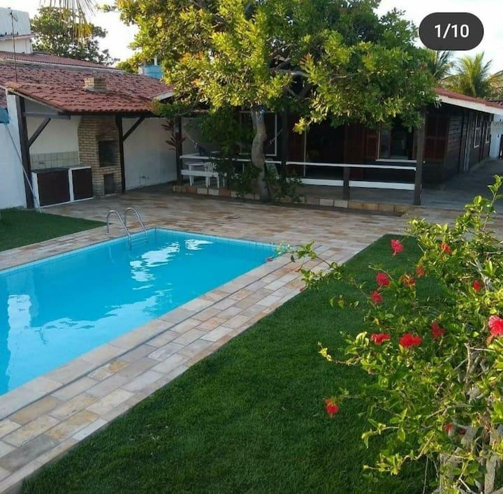 Serrambi - Beach Summer House / Casa de Praia