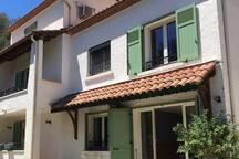 Chambre 2/3 dans belle villa, proche Montpellier