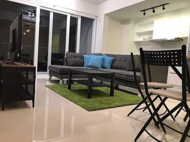 Ultramodern 2 Bedroom Condominium - Cyberjaya - Kondominium