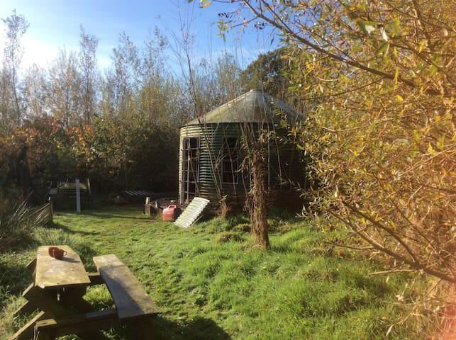 The Granary Grain Silo - English Frankton - Natuur/eco-lodge