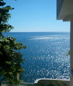 The apartment with private beach - Duino