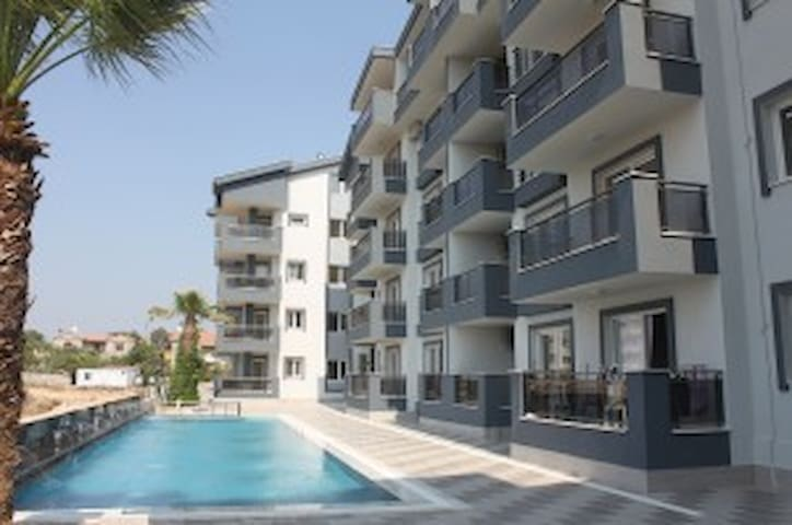 Bella Vista apartman, swimming pool and sea view. - Didim - Byt
