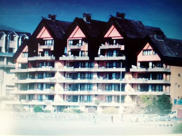 Departamento En Gran Hotel Pucon