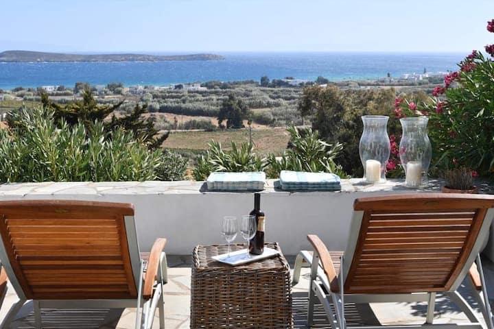 Villa Blue & White Paros