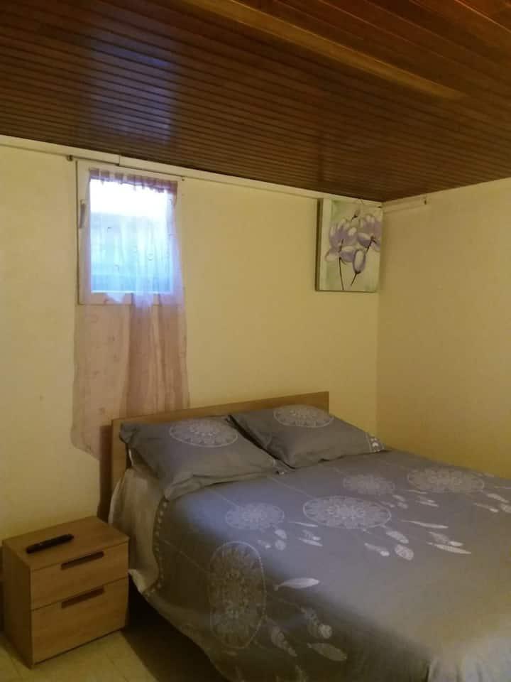 Chambre 2 confortable proche Charles de Gaulle