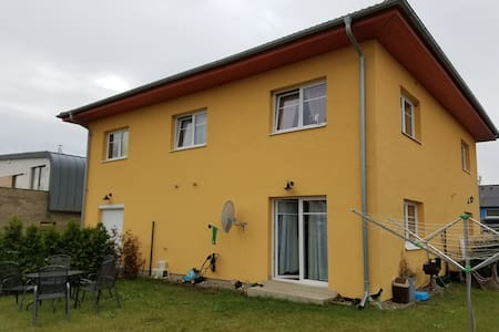 Private room in beautiful Family House near Prague - Předboj